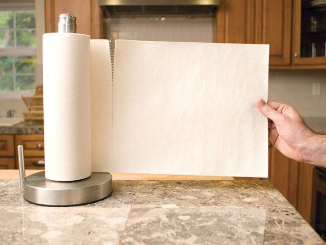 Bambooee reusable paper towels