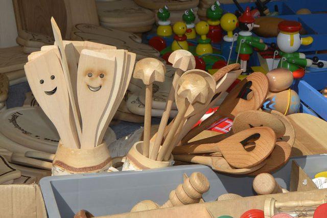 Bamboo Wood Kitchen Tools