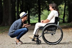 Environmental Factors Affecting disabled people