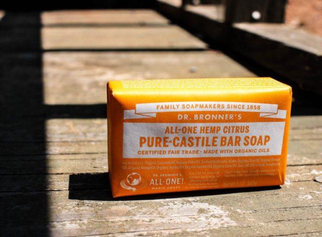 Castile Soap Bar