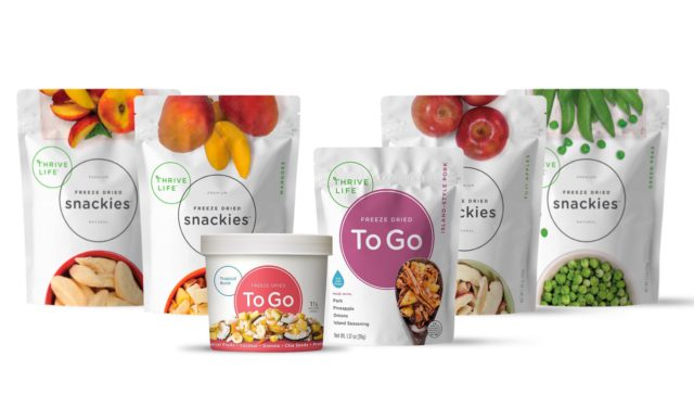 Thrive Life products