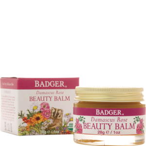 Badger perfect places to find natural products