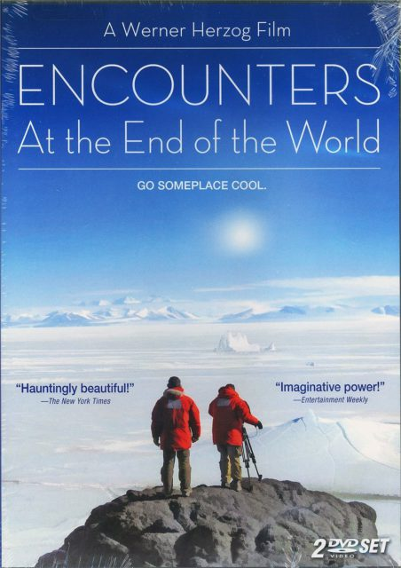 Encounters at the end of the world Environmental Documentaries on NetFlix