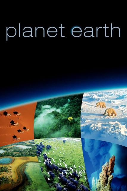 Planet earth Environmental Documentaries on NetFlix