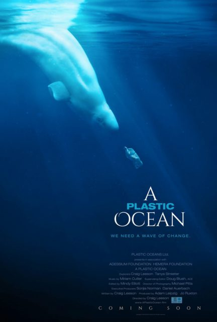 Plastic ocean Environmental Documentaries on NetFlix