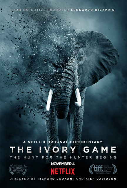 The ivory game Environmental Documentaries on NetFlix