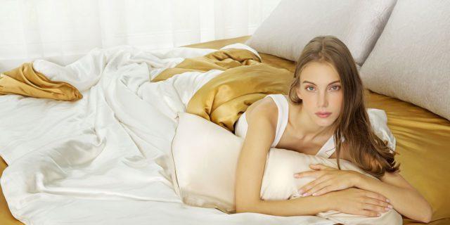 Natural Silk Bedding Duvet Cover Set Reviews