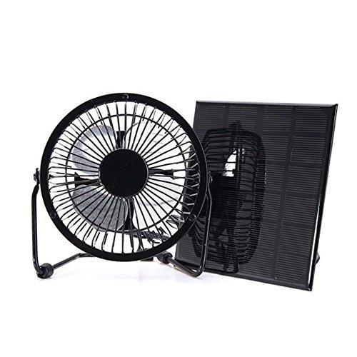 Solar Fan for Eco-Friendly Shopping
