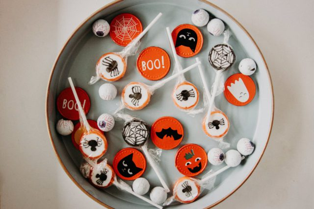 Eco-friendly Halloween Candy