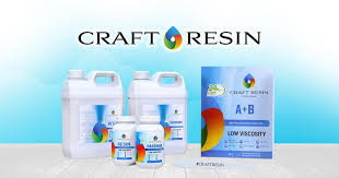 Craft Resin logo