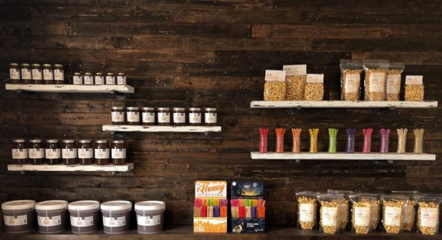 The Honey Jar products