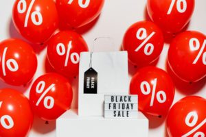 eco-friendly Black Friday and Cyber Monday