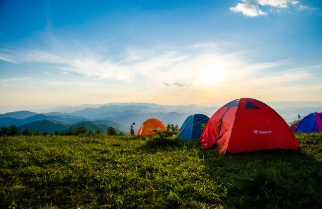 list of Eco-Friendly Family Camping