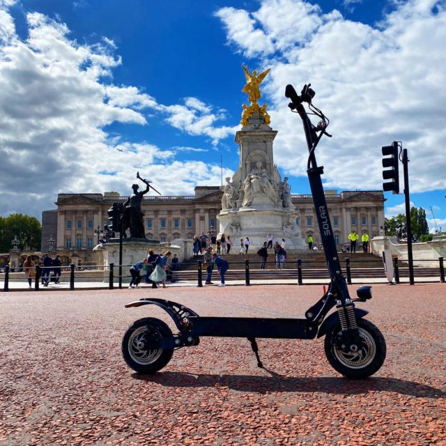 solar scooters uk review