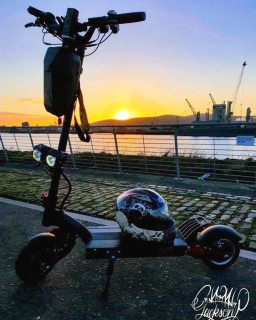 Solar Scooters R1 Discount Code