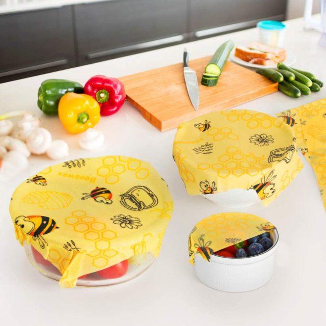 Reusable Food Wraps