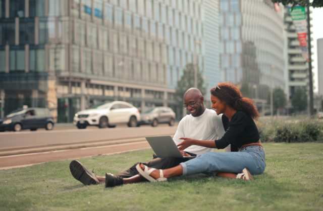 Online learning requires less time