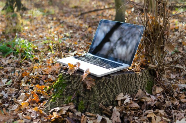 eLearning is good for the environment